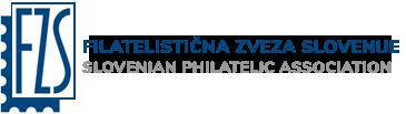 Filatelistična zveza Slovenije – FZS Logo
