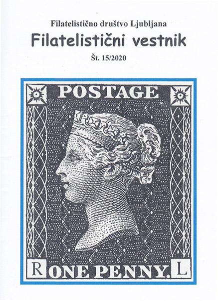 15. številka Filatelističnega Vestnika FD Ljubljana