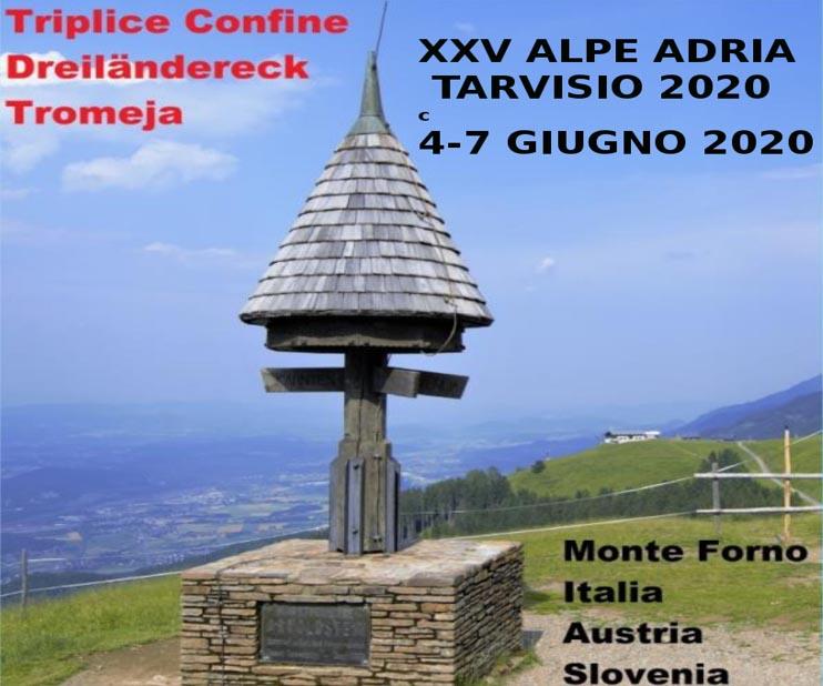 Alpe Jadran Filatelija Trbiž 2020