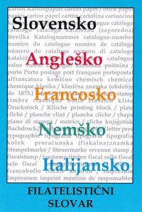 Pet jezični filatelistični slovar