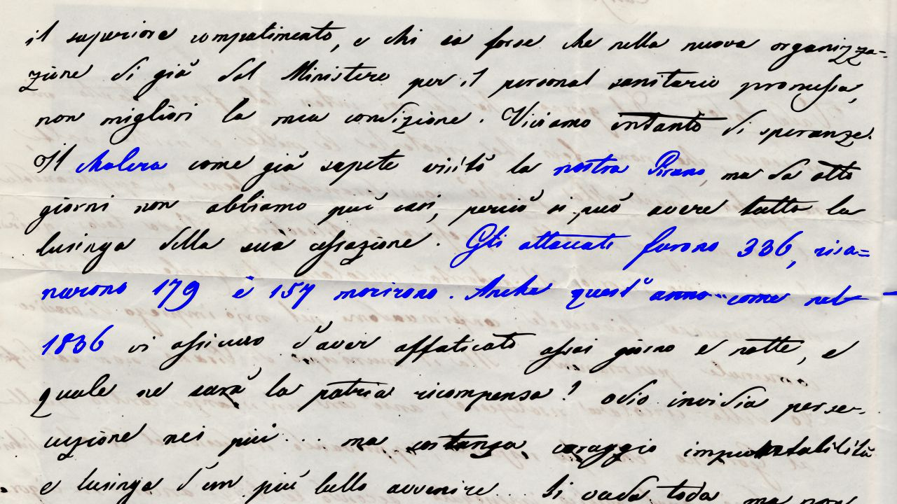 Epidemija kolere v Piranu leta 1849