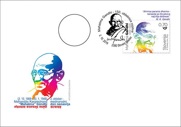 Karamchanda »Mahatme« Gandhija