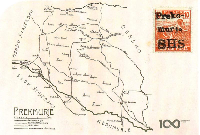 100. obletnica priključitve Prekmurja