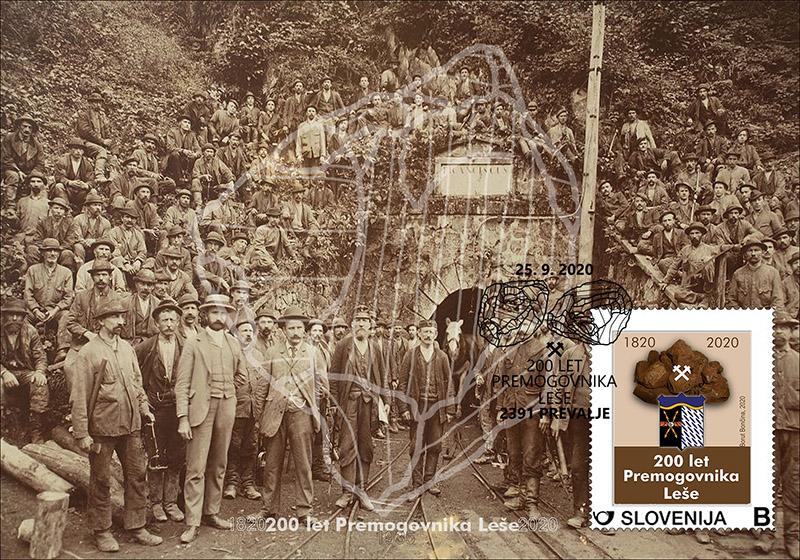 200 let Premogovnika Leše